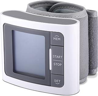 Archos 502592E - Tensiómetro de brazo eléctrico, 2 x AAA, LCD, color blanco