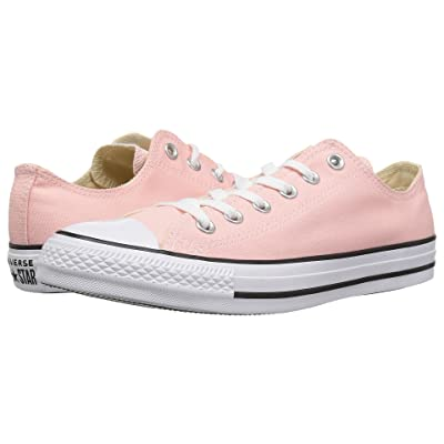 Converse Chuck Taylor All Star Seasonal Ox (Storm Pink) Athletic Shoes