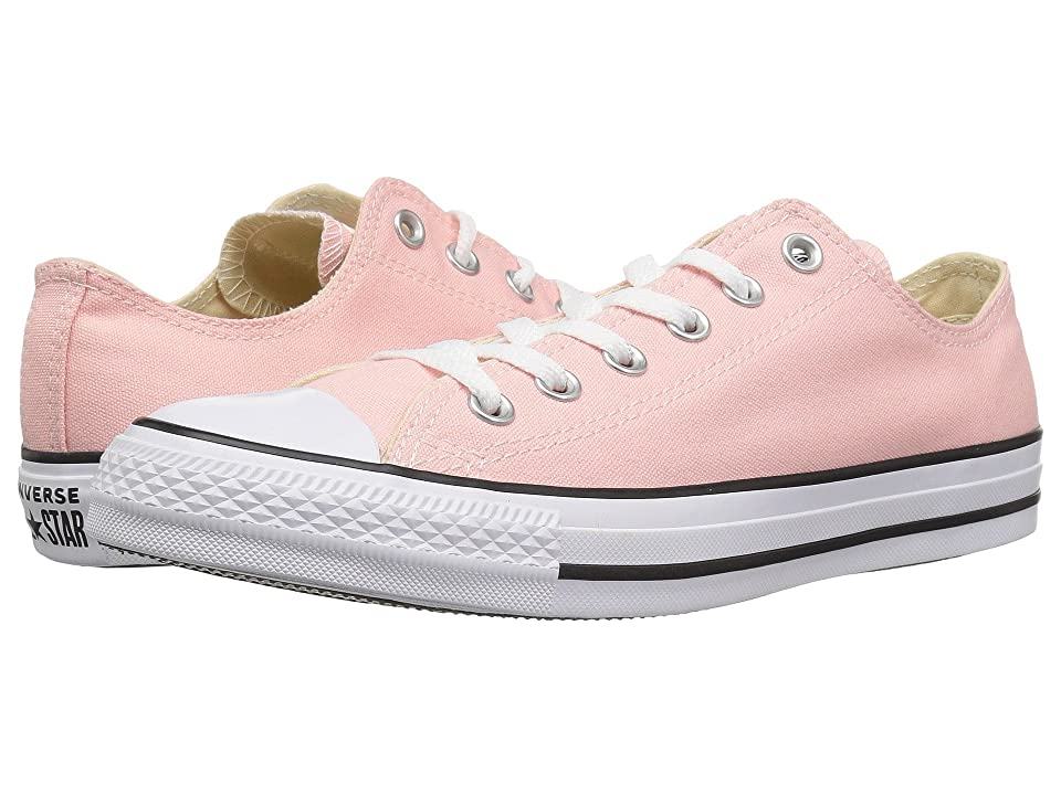 0f16d841f894d Converse Chuck Taylor All Star Seasonal Ox (Storm Pink) Athletic Shoes
