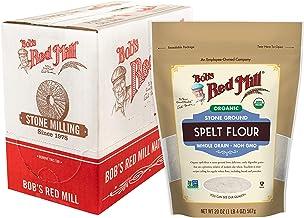 Bob's Red Mill Organic Spelt Flour, 80 Ounce