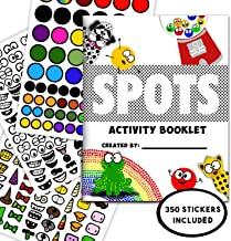 Spots Sticker Activity Book