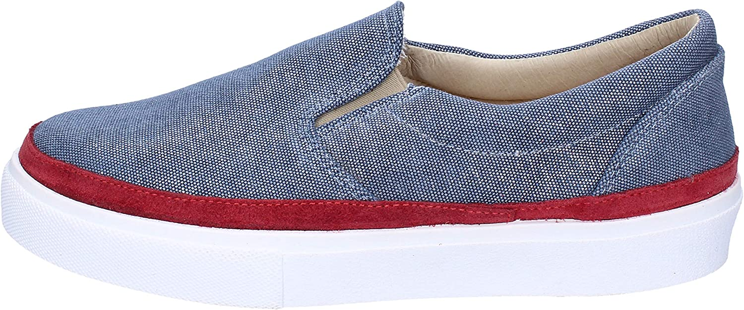 2 STAR Loafers-shoes Womens bluee