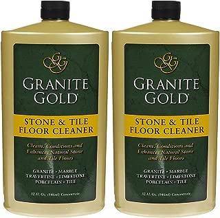 Granite Gold Stone & Tile Floor Cleaner, 32 oz-2 pk