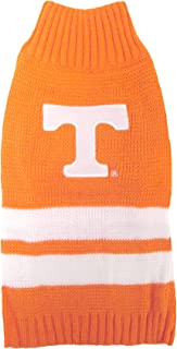 Pets First Collegiate Tennessee Volunteers Pet Sweater
