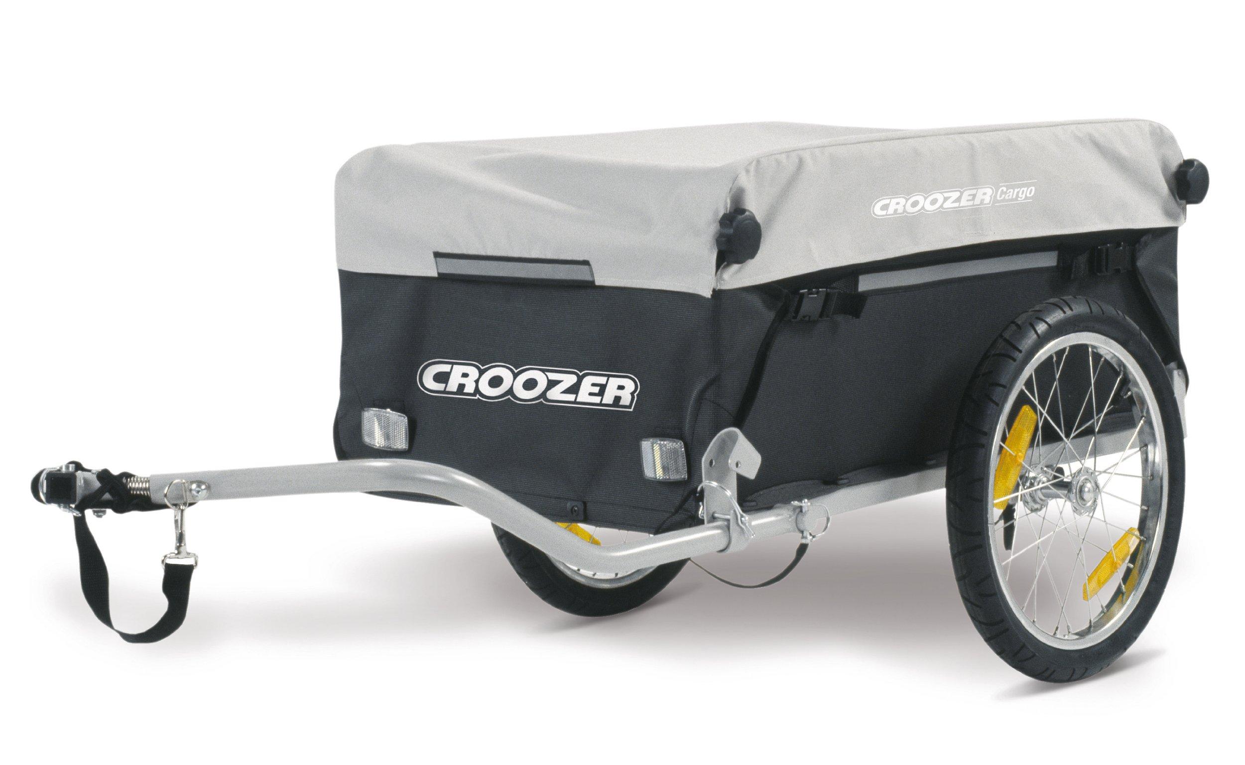 Croozer Fahrradanhänger Cargo - Remolque para Bicicletas (Cargo ...