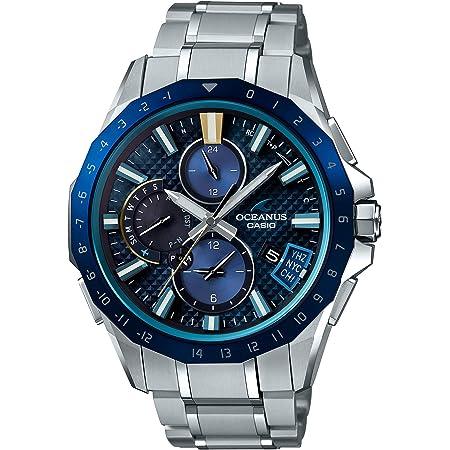 [カシオ] 腕時計 オシアナス Bluetooth 搭載 GPS 電波ソーラー OCW-G2000RA-1AJF メンズ シルバー