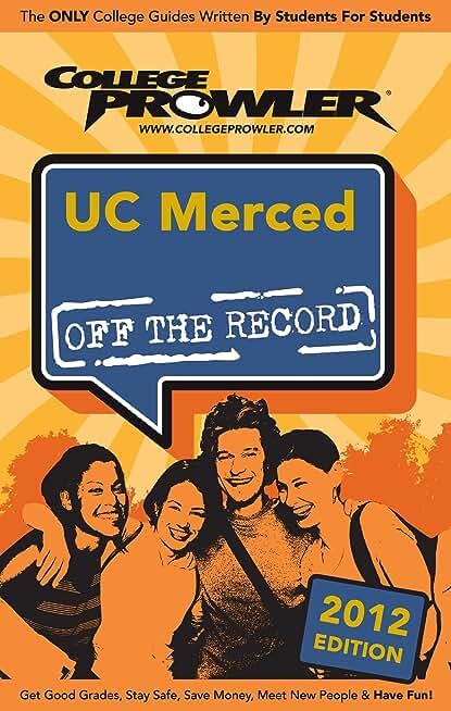 UC Merced 2012 (English Edition)