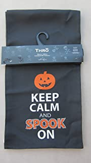 Thro Halloween Table Runner 13 x 27 - Keep Calm and Spook On