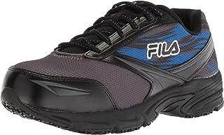 حذاء عمل رجالي من Fila Memory Meiera 2 مقاوم للانزلاق ومركّب عند أصابع القدم