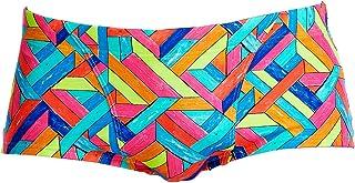 Funky Trunks Men's Swimming Briefs Multicolour multicoloured