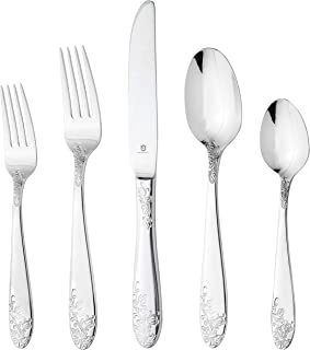 Best discontinued stainless steel flatware Reviews