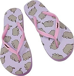 Cat Cute Womens Flip Flops Casual Summer Slippers