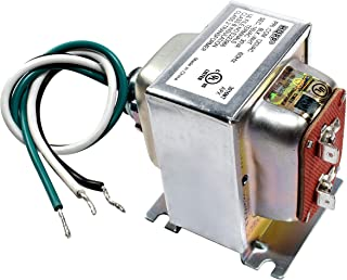 HQRP 16V 30VA Transformador compatible con Zmodo Nest Eufy Nutone Ring Timbre de puerta con cable de alimentación adaptado...