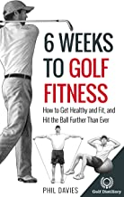 6 week golf training program