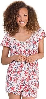 OSCAR DE LA RENTA Pink Label Women's Floral Print Tap Set