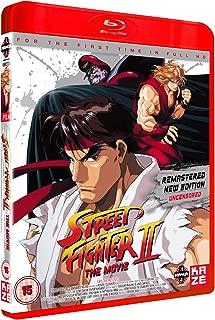 Street Fighter II: The Movie Blu-ray