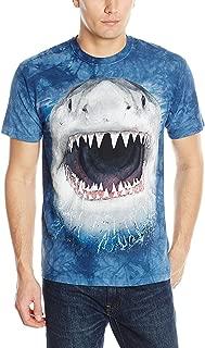 Men's Wicked Nasty Shark Adult T-Shirt