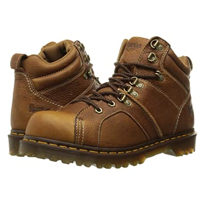 Dr. Martens Fynn (Tan Grizzly) Men