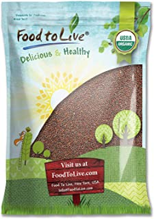 Sponsored Ad - Organic Broccoli Seeds for Sprouting by Food to Live (Non GMO, Kosher, Bulk) — 5 Pounds