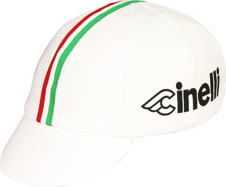 CINELLI 150716 Cap Pace Bike Cap Cinelli Tread