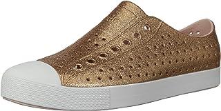 Native Shoes Jefferson Water Shoe, Rose Gold Bling/Shell White, 5 Men's (7 B US Women's) M US