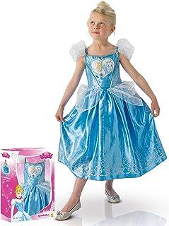 073e5ec50ecee Amazon.fr : Les filles Costume de Cendrillon de luxe