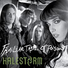 halestorm familiar taste of poison mp3