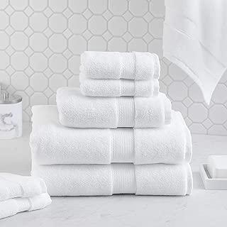 Best portsmouth home hotel 6 piece bath towel set Reviews