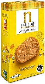 Nairn's Gluten Free Oat Grahams, Stem Ginger, 5.64 Ounce