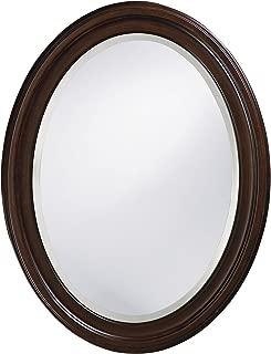Best large brown framed mirror Reviews