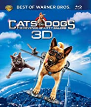 Cats And Dogs 2: The Revenge Of Kitty Galore(3D)