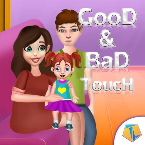 Child Safety Learn Good and Bad Touch With Body Part - kids games