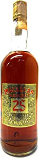 Macallan - Gold Label Pure Malt Scotch - 25 year old Whisky
