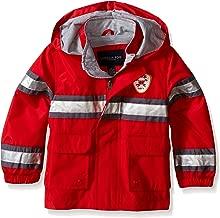 London Fog Little Boys' Toddler Fireman Rain Slicker