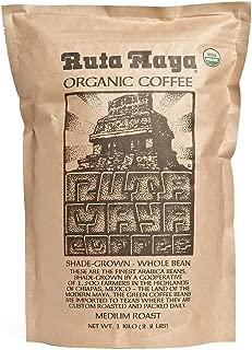 Ruta Maya Coffee Medium Roast Whole Bean Original 2 lb Bag