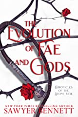 The Evolution of Fae and Gods (Chronicles of the Stone Veil Book 3) Kindle Edition