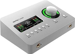 Universal Audio Apollo Solo USB Heritage Edition アナログ2イン/4アウト USB 3 接続 ACアダプタ駆動 レコーディング向けオーディオインターフェイス【国内正規品】
