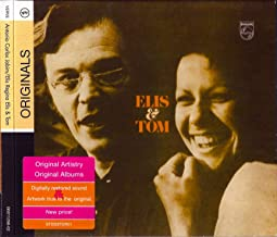 Tom & Antonio Carl: Limited by REGINA,ELIS / JOBIM,ANTONIO CARLOS (2015-06-02)