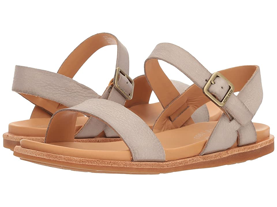Kork-Ease Yucca (Grey Full Grain Leather) Women