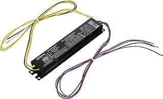 OSRAM SYLVANIA Sylvania High Efficiency Instant Start Quicktronic Electronic Ballast for Four 32 Watt T8 Lamps-645604