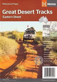 Australia Great Desert Tracks East 2018