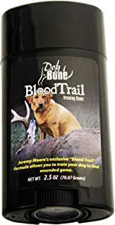 Conquest Scents Jeremy Moore's Blood Trail Scent Dog Bone