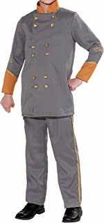 civil war confederate soldier costume