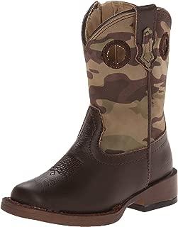 Camo Cowboy Square Toe Camo Cowboy Boot (Toddler/Little Kid/Big Kid)