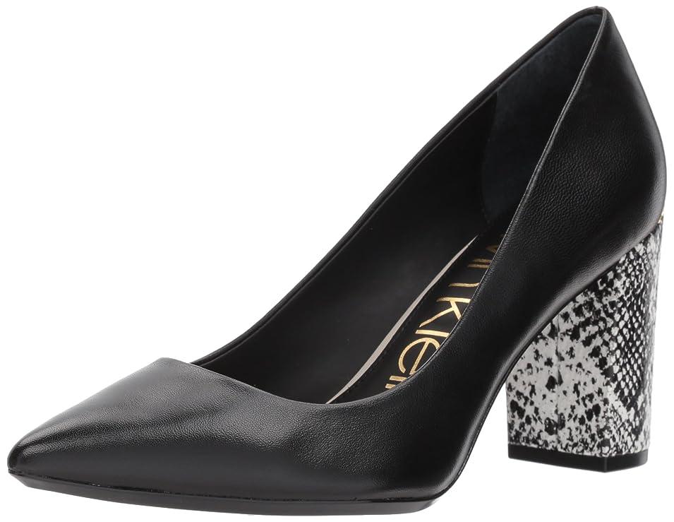 納得させる予感魅力[Calvin Klein] レディース EVITI カラー: ブラック