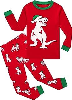 christmas glow in the dark pajamas