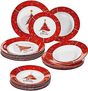 Best christmas dinnerware patterns Reviews