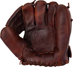Shoeless Joe Gloves 1956 Fielders Glove, Brown, Right Handed