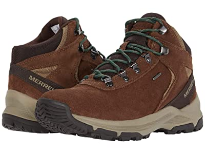 Merrell Erie Mid Waterproof (Earth) Men