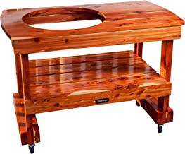 big green egg compact table cover